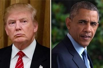 Trump tố Obama thông đồng với Nga