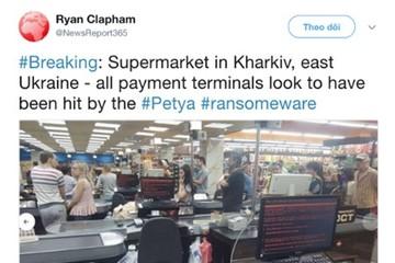 Virus tống tiền tấn cống hàng loạt ngân hàng, nhà ga châu Âu