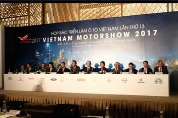 Thaco không tham gia Triển lãm Ôtô Việt Nam 2017
