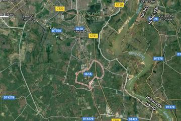 Huyện Thanh Trì sẽ có khu đô thị quy mô khoảng 4.500 người tại xã Liên Ninh