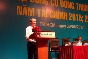 Cam kết của ông Dương Công Minh trong ngày đầu ngồi ghế nóng Chủ tịch Sacombank