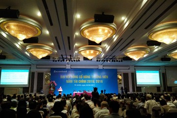 ĐHĐCĐ Sacombank: Kỳ vọng gì từ ông Dương Công Minh và người đến từ Vietcombank trong HĐQT?