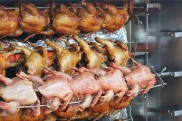 Thịt gà Việt Nam dồn dập 'xuất ngoại'