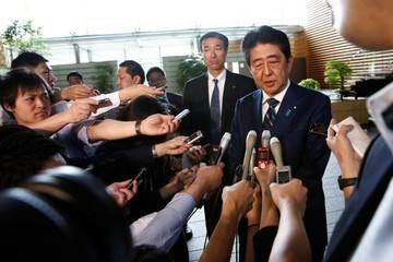Đảng của thủ tướng Nhật Shinzo Abe