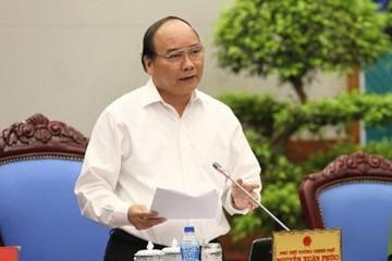 Thủ tướng chủ trì phiên họp Chính phủ với các địa phương