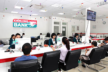 Lên sàn được 4 ngày, Kienlongbank đã đăng ký bán hơn 1 triệu CP quỹ