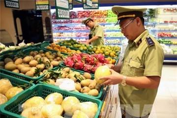 Khoảng 50% thực phẩm trên thị trường không an toàn