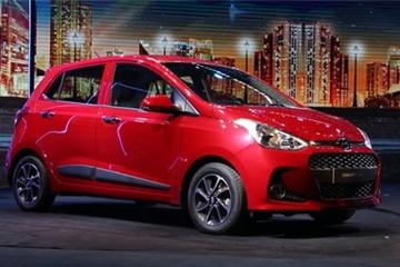 Hyundai Grand i10 lắp ráp tại Việt Nam giá từ 340 triệu