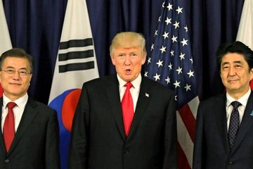 Triều Tiên nói sẽ không bao giờ từ bỏ vũ khí hạt nhân, Nhật - Mỹ - Hàn thề tăng áp lực