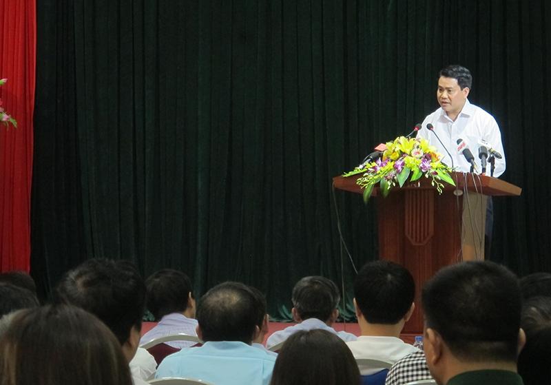 Đất thanh tra thuộc sân bay Miếu Môn là đất thuộc Bộ Quốc phòng