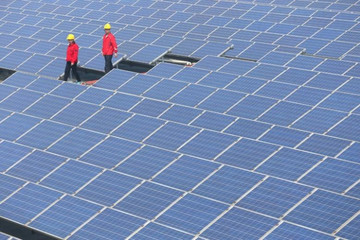 Tesla xây nhà máy trữ điện lớn nhất thế giới