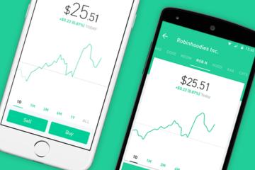 """Bị từ chối 75 lần, start-up xây ứng dụng cổ phiếu trị giá tỷ """"đô"""""""