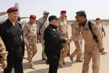 Thủ tướng Iraq đến Mosul tuyên bố chiến thắng trước IS