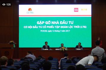 [Live] Lộc trời lên UPCoM giá 55.000 đồng/CP, hướng đến doanh nghiệp tỷ USD vào năm 2021