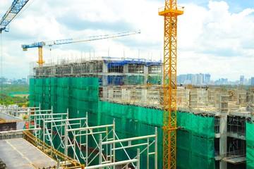 Cất nóc dự án khu căn hộ dành cho giới trẻ Him Lam Phú An