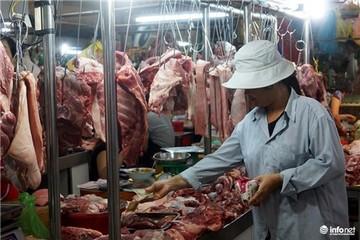 Giá lợn hơi bất ngờ tăng trở lại