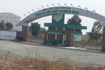 Rao bán nhà máy bột giấy Phương Nam: Tổng nợ gần 2.700 tỷ