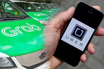 Bộ Tài chính, Công Thương nói gì về các chính sách thuế áp cho Uber, Grab?