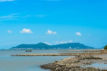 Giá thuê biển khu vực TP HCM để xây đảo nhân tạo là 5 triệu đồng/ha/năm