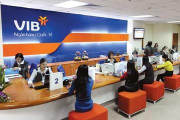 VIB báo lãi 380 tỷ đồng 6 tháng, tín dụng tiến sát kế hoạch