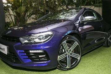 Volkswagen Scirocco trở lại Việt Nam giá 1,62 tỷ