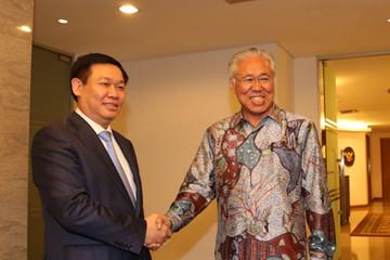 Việt Nam, Indonesia hướng tới kim ngạch song phương 10 tỷ USD