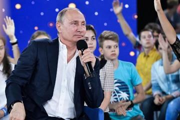 Ông Putin muốn làm tổng thống Nga thêm 6 năm nữa