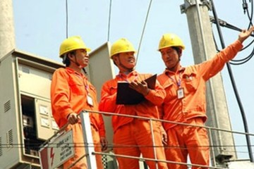 Giá bán buôn điện Hà Nội không quá 1.414 đồng/kWh