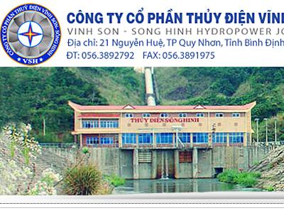 Vĩnh Sơn-Sông Hinh: Lợi nhuận quý II giảm 9% nhưng 6 tháng vẫn tăng trưởng 37%