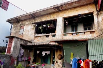 Hải Phòng phá dỡ, xây dựng lại 10 khu chung cư cũ tại quận Ngô Quyền