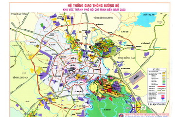 Quy hoạch vùng TP HCM có dân số gần 19 triệu người, đóng góp khoảng 42% GDP