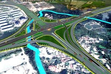 Cầu vượt nút giao Mỹ Thủy sẽ hoàn thành đầu năm 2018