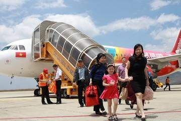 6 tháng, kết quả kinh doanh Vietjet tăng 46% so với cùng kỳ