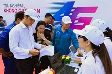 Mạng 4G đã phủ sóng khoảng 95% dân số Việt Nam
