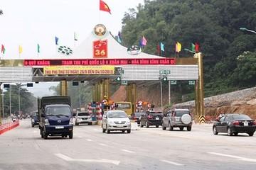 Sẽ kéo dài thời gian thu phí BOT quốc lộ 6 trạm Lương Sơn - Hoà Bình?