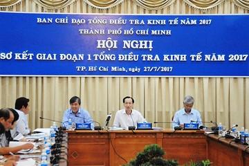 Không tìm thấy hơn 1.600 doanh nghiệp tại TPHCM
