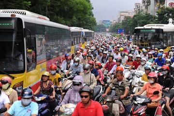 Người Việt Nam chưa thể bỏ xe máy