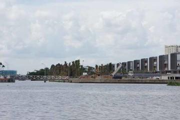Sẽ tháo dỡ phần lấn sông của dự án Thảo Điền Sapphire, khởi công lại Saigon One Tower
