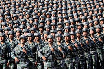 Trung Quốc và Nga phô diễn sức mạnh quân sự