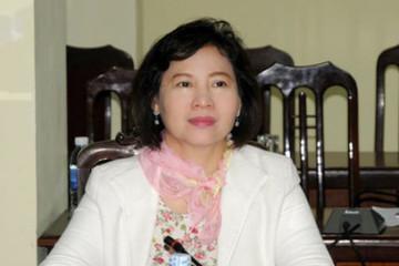 Thứ trưởng Hồ Thị Kim Thoa bị đề nghị miễn nhiệm chức vụ