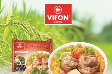 Thực phẩm ăn liền Vifon bị hủy hồ sơ đăng ký công ty đại chúng