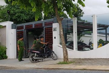 Khám xét nhà ông Trầm Bê và Phan Huy Khang