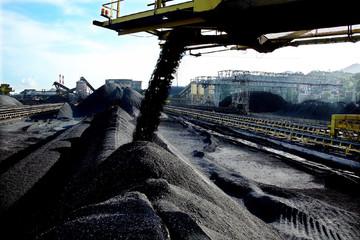 Xây cảng trung chuyển than cho các nhà máy nhiệt điện phía Nam