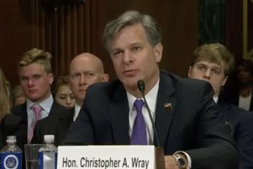 Thượng viện Mỹ phê chuẩn giám đốc FBI