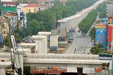 Vay nước ngoài gần 1,1 tỷ USD làm tuyến Metro Ga Hà Nội - Hoàng Mai