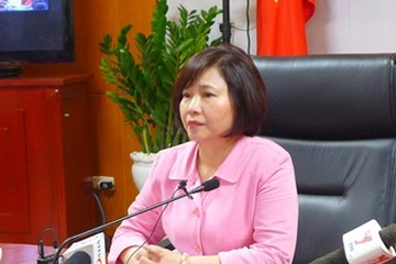 Đơn xin nghỉ việc của bà Hồ Thị Kim Thoa sẽ do Thủ tướng quyết định