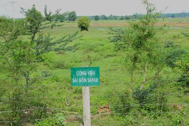 Ai sẽ được chọn làm chủ đầu tư dự án Saigon Safari tại Củ Chi?
