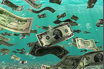 Thiên thời địa lợi, tiền đang ầm ầm chảy vào