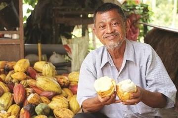 Ông già chocolate và hành trình khởi nghiệp ở tuổi 70