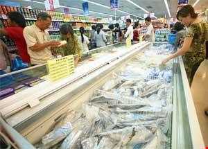 Mỹ theo dõi chặt chẽ mặt hàng thủy sản nhập khẩu